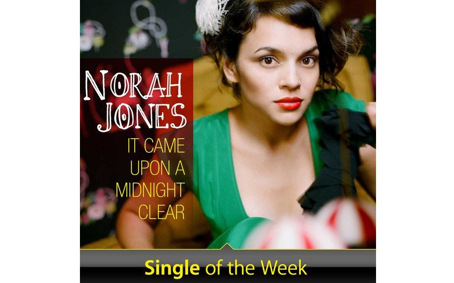 "Norah Jones — ""It Came Upon a Midnight Clear"""