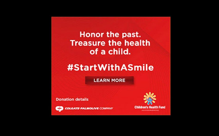 "Our favorite EBONY Collection Smiles<br /> 	Check out these game changing smiles from the EBONY Collection for limited time only. Learn more at <a href=""http://www.colgate.com/app/Colgate/US/Corp/CommunityPrograms/Black-History-Month.cvsp#BlackHistoryMonth"" target=""_blank"">www.Colgate.com/treas"