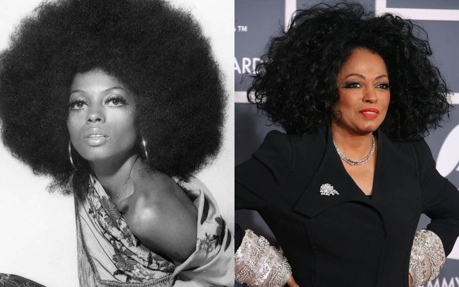 """Diana Ross (68):""""You do need mentors, but in the end, you really just need to believe in yourself."""""""