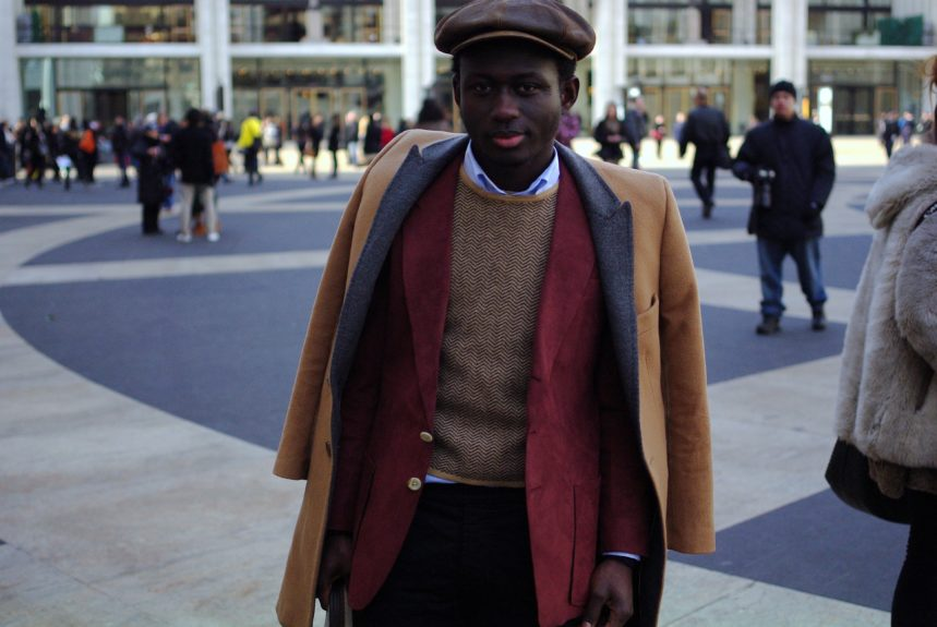 Steven Onoja, blogger at ostentationandstyle.com