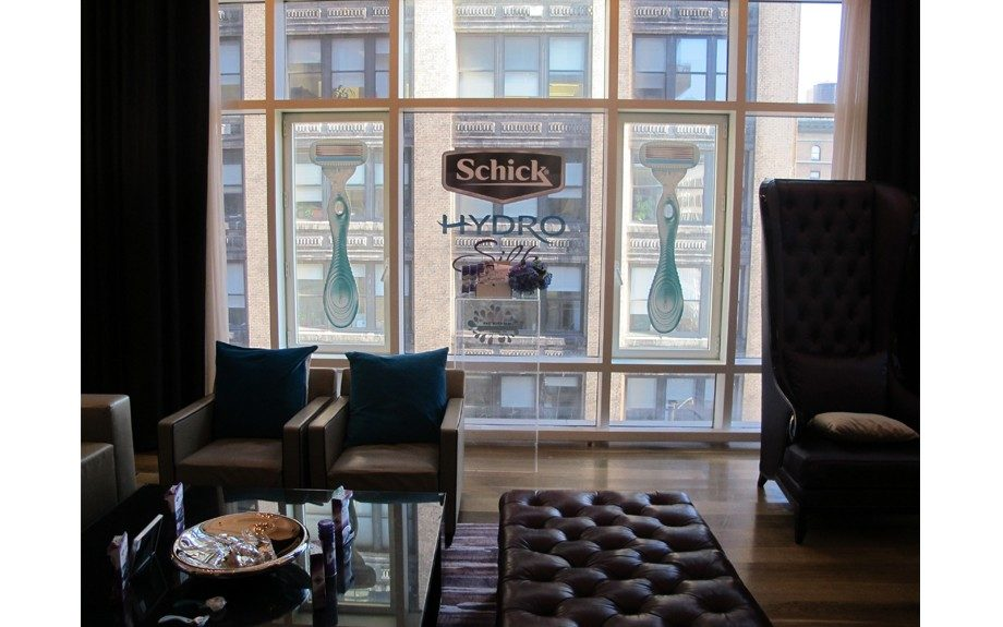 Schick Hydro Silk Launch at the Gansevoort Hotel