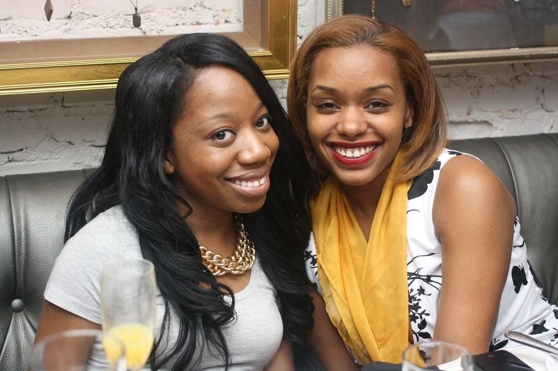 ForHarriet.com Editor-in-Chief, Kimberly N. Foster and SyreetaMartin