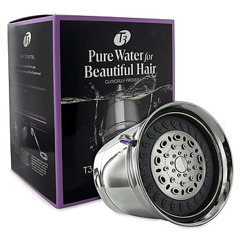 <strong>T3Pure Water for Beautiful Hair Shower Head: </strong>A filter for our hair? Seriously! It's so amazing. My hair doesn't feel as dry and stripped of moisture now that I've started using this shower head.