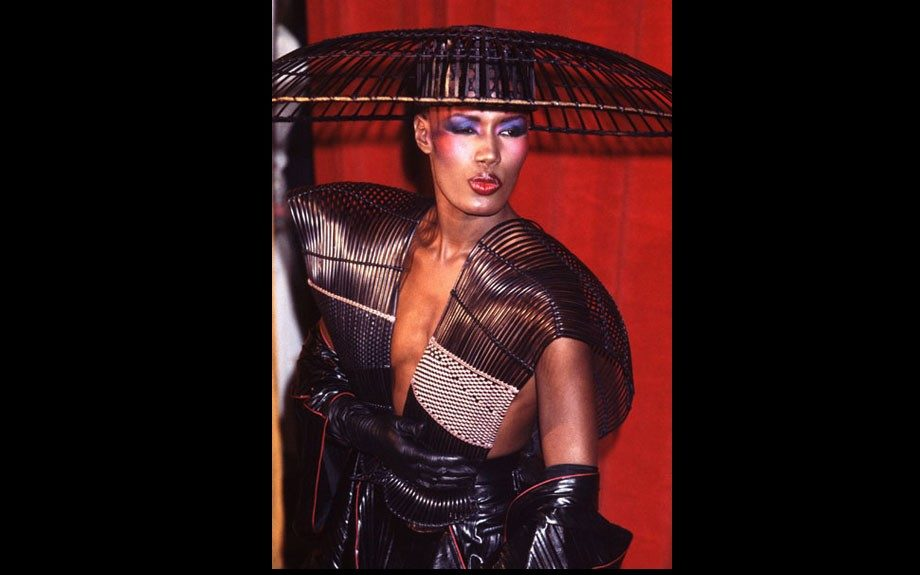 Musician, actress, artist's muse and gay icon: Grace Jones's eclectic style has carried her career to many places