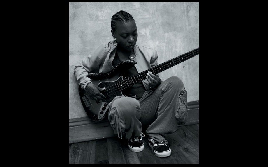 Meshell Ndegéocello, an amazing bassist and songwriter, helped spark the neo-soul movement with <em>Plantation Lullabies</em>. And if you don't own <em>Bitter</em>, head to iTunes <strong><em>now</em></strong>.