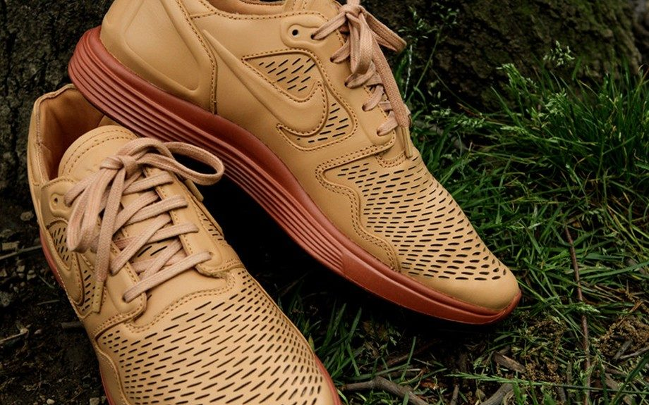 NIKE LUNAR FLOW NATURAL Retail $140. Available at Kithnyc.com