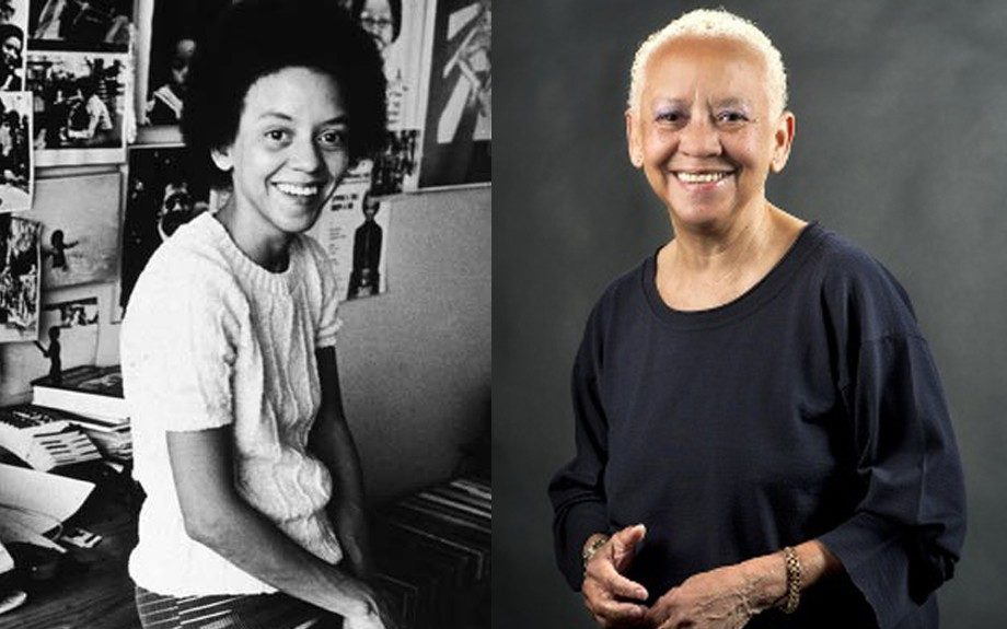 """Nikki Giovanni (69):""""Everything will change. The only question is growing up or decaying."""""""