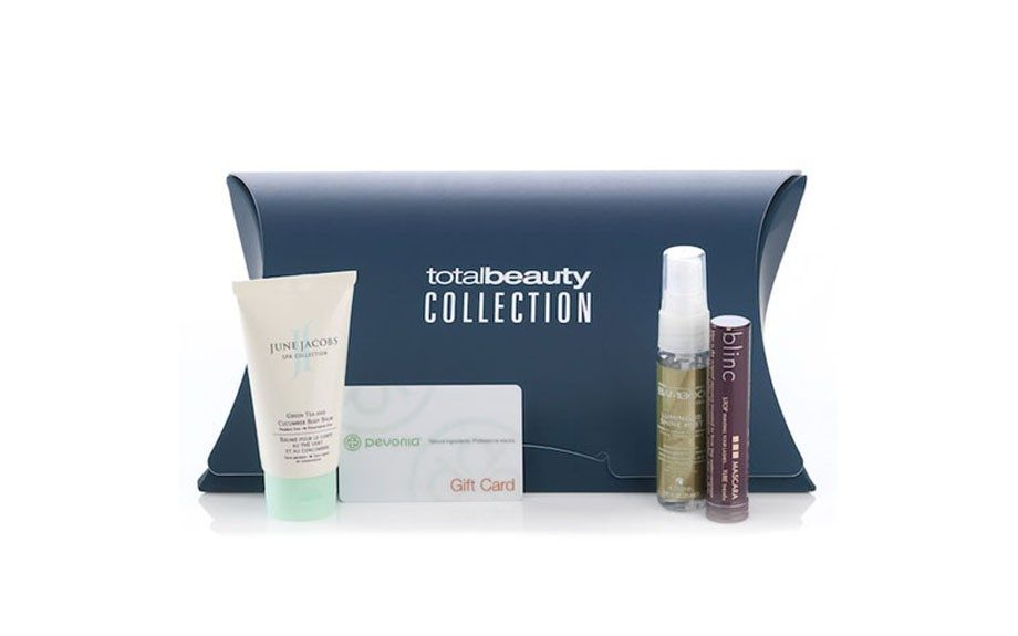Total Beauty Collection Box, $15 per box at totalbeautycollection.com