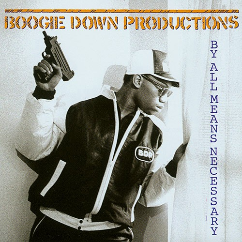 With a persona and album cover modeled after Malcolm X, a former homeless kid named Kenny Parker transformed into king of the Boogie Down Bronx.