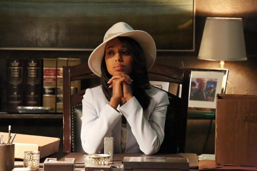 "<p style=""margin-left:.25in;""> 	We can't help, but to predict that Olivia Pope's brains, beauty and braveness will have many women wanting to be her this Halloween."