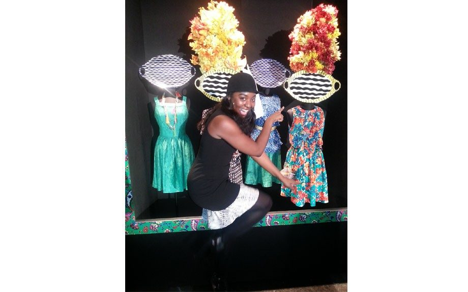 Clearly Style Director Marielle Bobo is very excited for the Duro Olowu Collection at JCPenney