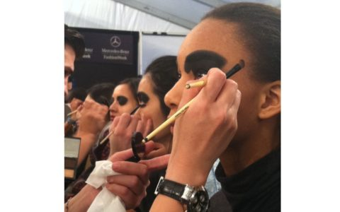 From the Style Desk:Smokey Eyes and Hollywood Glam Take Over Fashion Week!