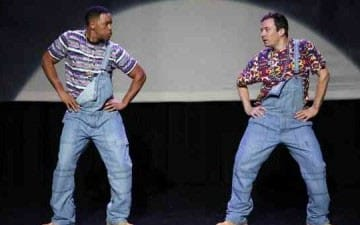 Jimmy Fallon & Will Smith: The Evolution of Hip-Hop Dancing