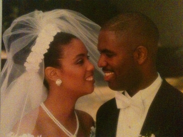 <strong>Married in 1996,</strong> The Blevins spent two years as a wed couple before having six beautiful children.