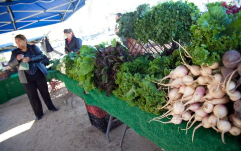 [URBAN ORGANIC] The Best Food Co-Ops and Farmers Markets in Los Angeles