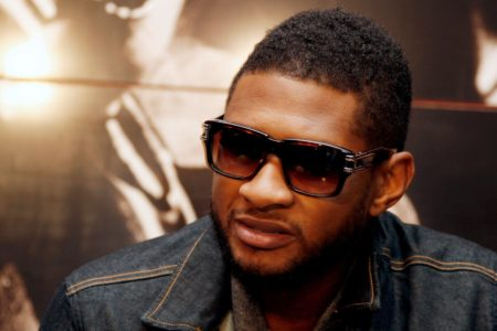 Usher Reportedly Denies Being Intimate with Herpes Accuser