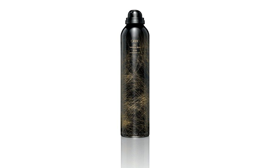 One of Skervin's must-have products is Oribe Dry Texturizing Spray ($39; oribe.com).
