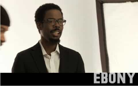 EBONY Behind the Scenes: Chris Rock