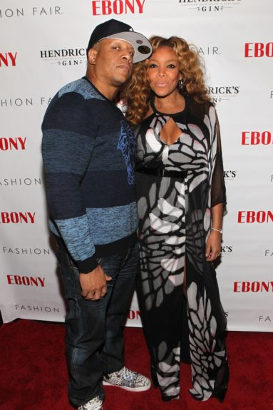 Wendy Williams with hubby Kevin Hunter