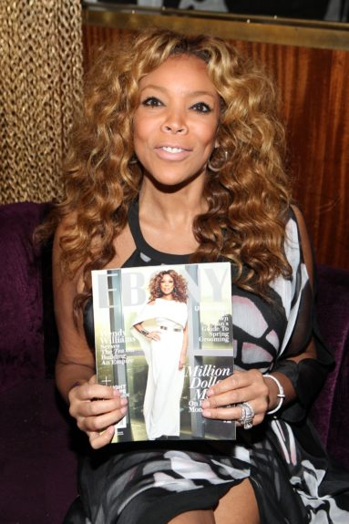 Cover star Wendy Williams