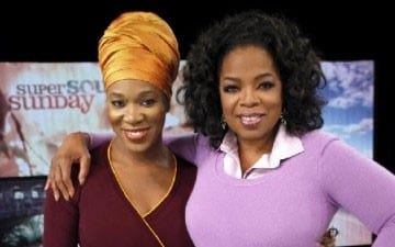 India.Arie Tells Oprah About Her 'Constant State of Recovery' [VIDEO]