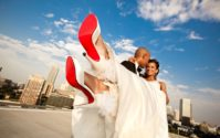 BLACK WEDDING STYLE: Natalie and Donnie Beamer