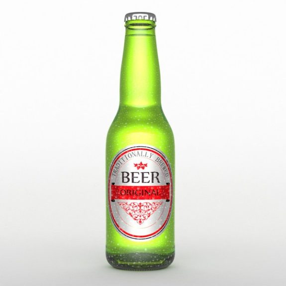 Woman sends 8-year-old daughter on a beer run