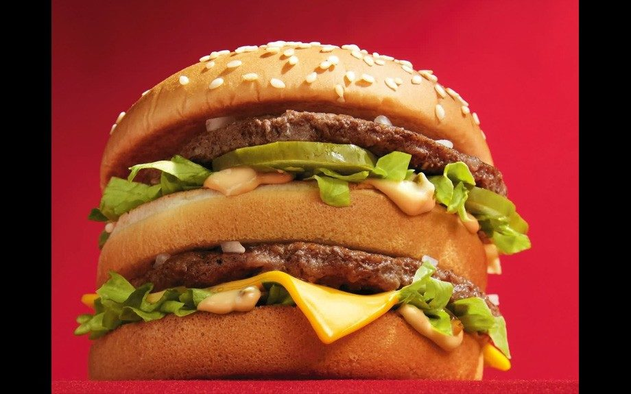A drunk driverleads police on car chase so he could finish his Big Mac