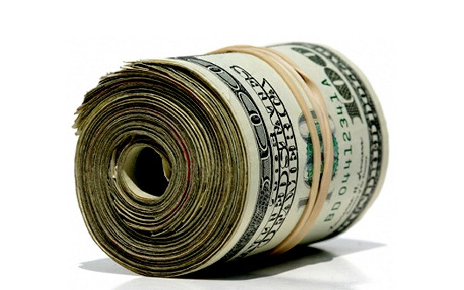 A woman was hospitalized after hiding $5000 cash in her rectum