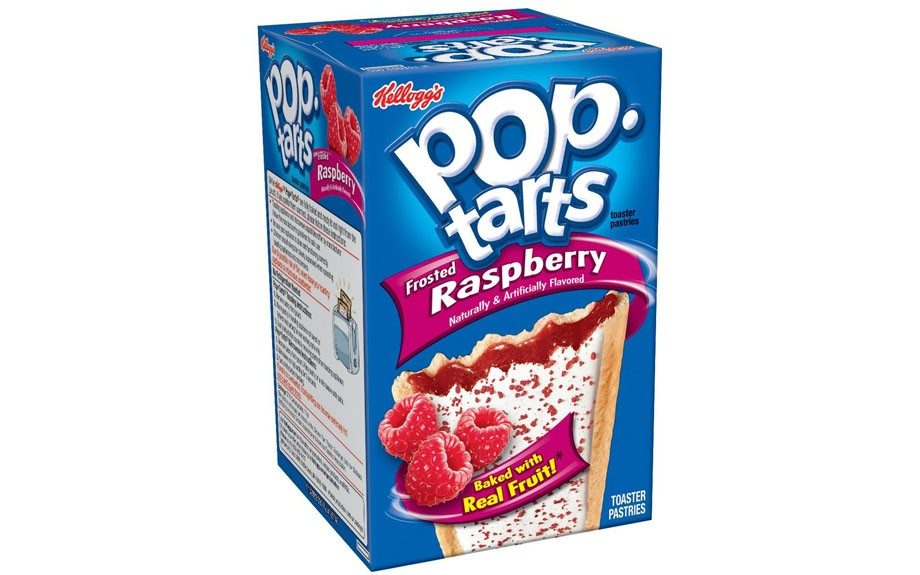 Woman has son arrested for stealing her Pop-Tart