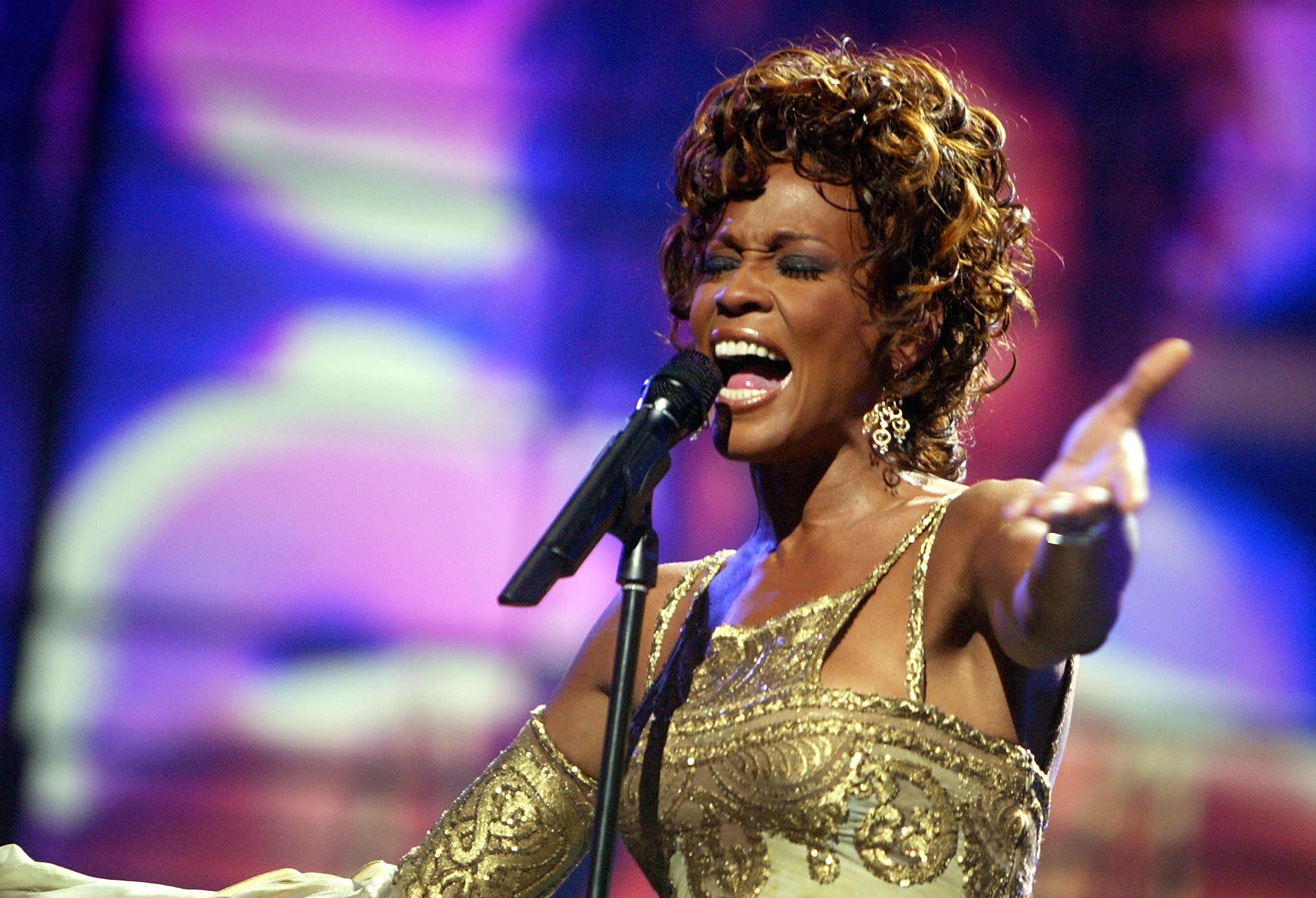 Whitney Houston Has An Undeniable Legacy And Had One Of The Best Voices In Music She Holds Record As Most Awarded Female Artist All Time