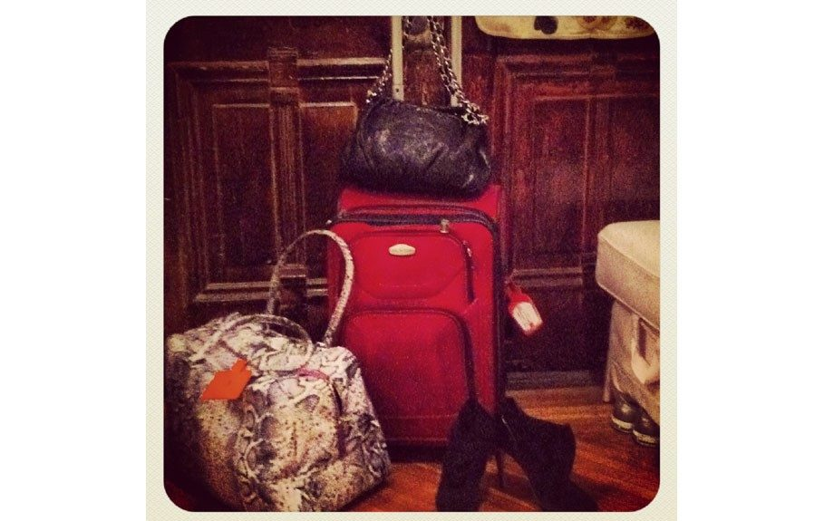 Associate Beauty Editor Janell Hickman wonders if she overpacked for a long weekend in Minneapolis.
