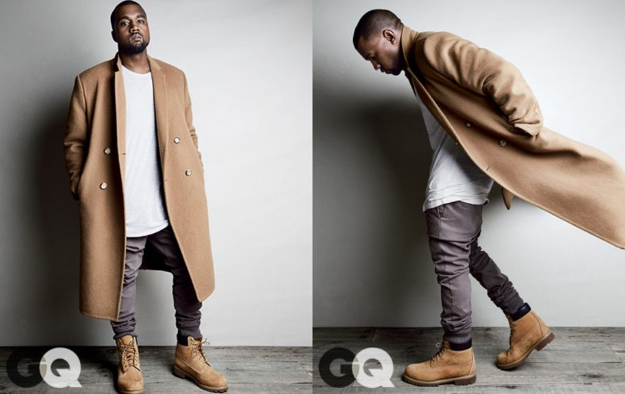 It's just simple, yet fresh. A camel coat with a white tee and great jeans. That's all it takes.