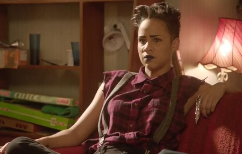 Zawe Ashton, 27, plays the rock star freshman Vod on the British comedy series, <em>Fresh Meat</em>. She also turned heads in her starring role in the 2011 film <em>Dreams of a Life</em>.