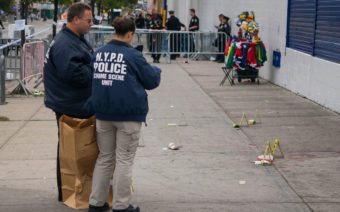 Police investigate after Brooklyn J'Ouvert shootings