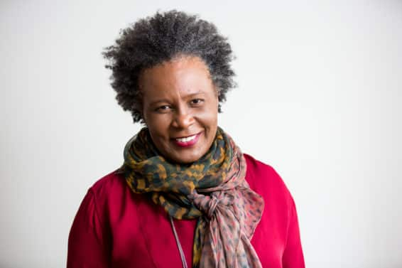 Claudia Rankine, 2016 MacArthur Fellow, New York, New York, September 7, 2016