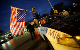 The FBI Is Framing Black Folks Upset by Police Brutality as Terrorist Threats