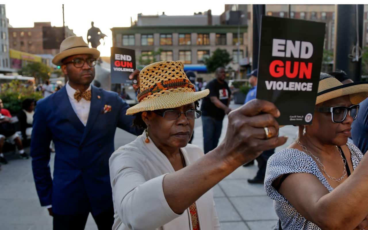 Violence, National Gun Violence Awareness Day