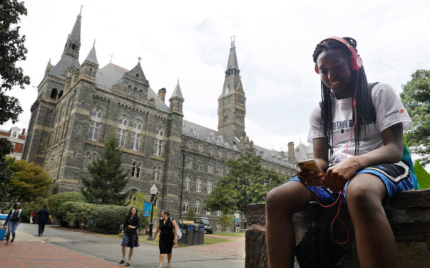 Georgetown University Attempts to Attone for Role in Slave Trade