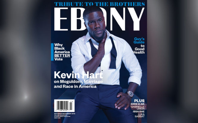 Cover Exclusive: Kevin Hart on Moguldom, Marriage + Race in America