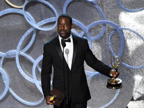 Sterling K Brown Emmys Blackest Moments