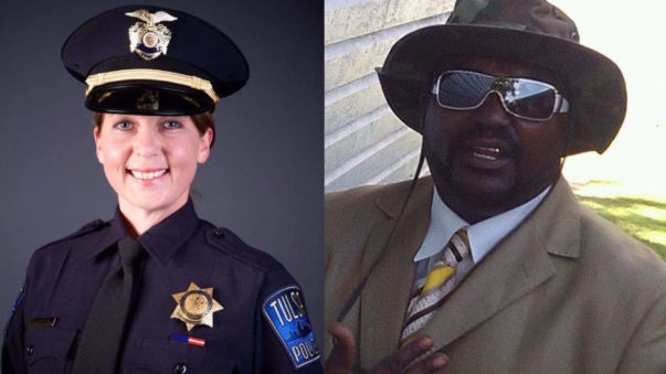 White Tulsa Police Officer Acquitted in Terence Crutcher Shooting