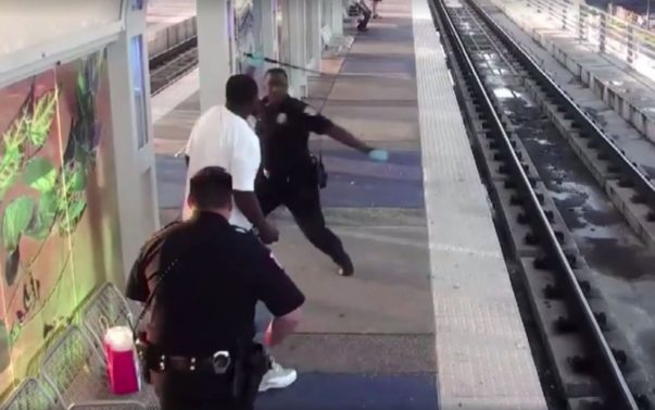 Houston Police Officer Resigns After Transit Beating