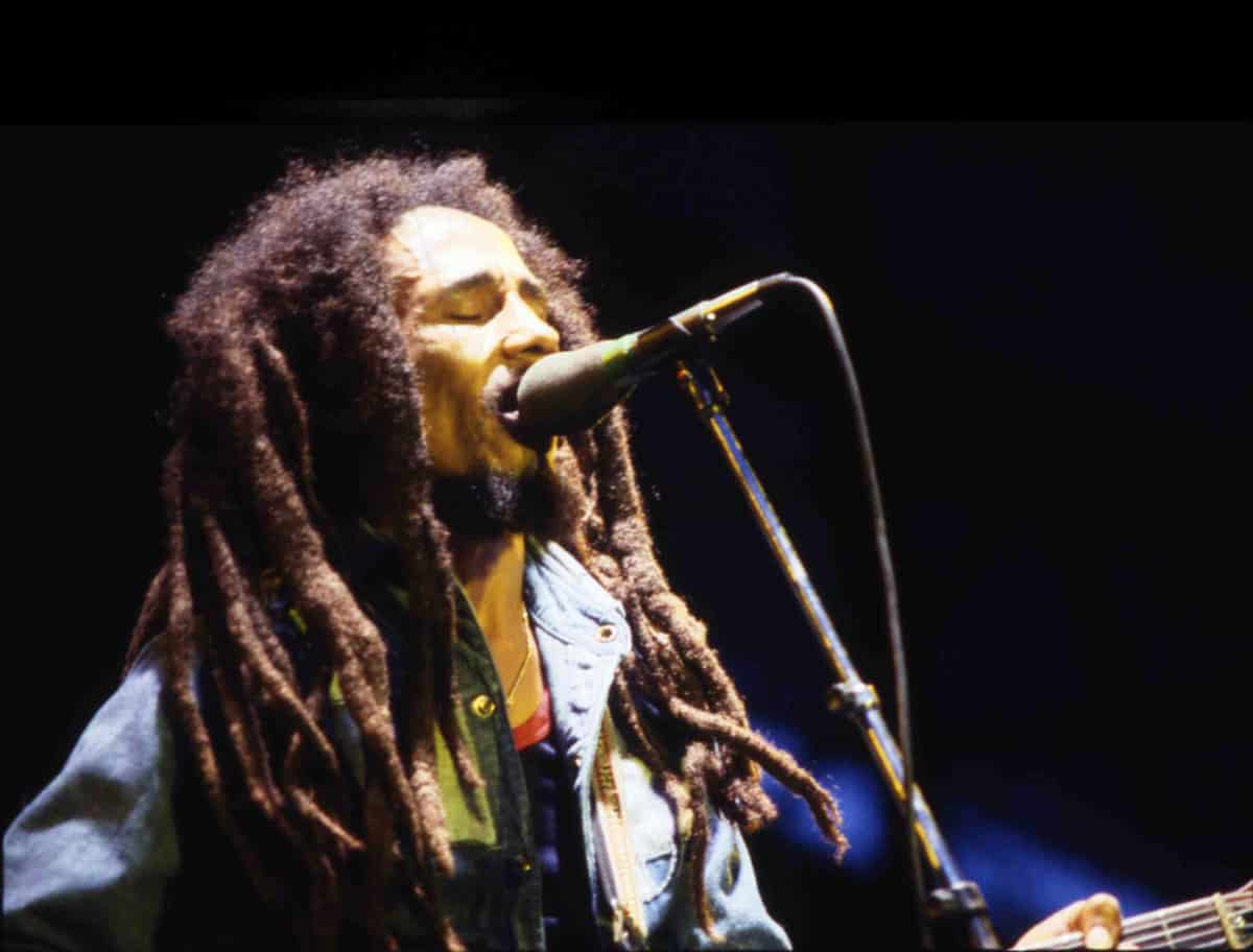 dreadlocks, Bob Marley