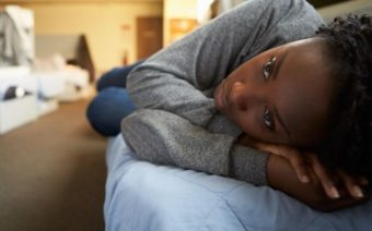 [Black Mental Health Awareness]: Confronting Anxiety