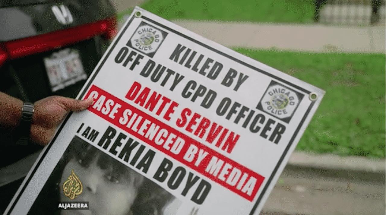 Police Brutality on Black Women Documentary