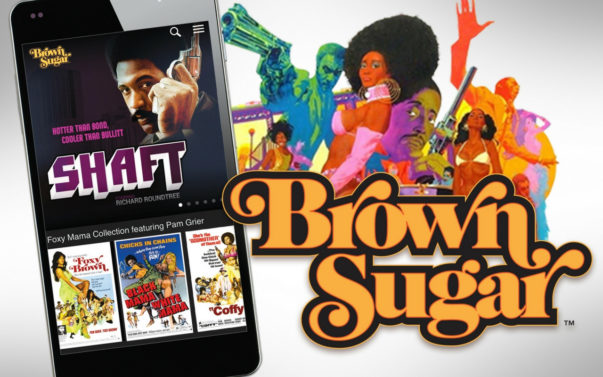 Pam Grier Talks Bounce TV's Brown Sugar Streaming Service