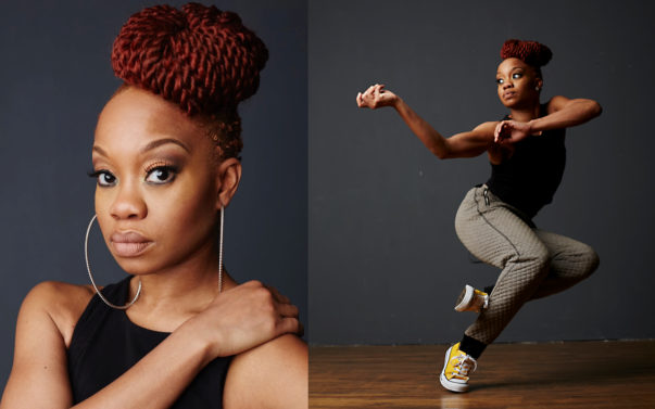 Choreographer Camille A. Brown: The Body Speaks