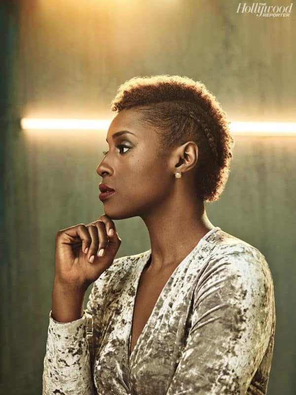 Issa Rae for Hollywood Reporter
