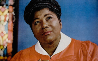 Mahalia Jackson Feature